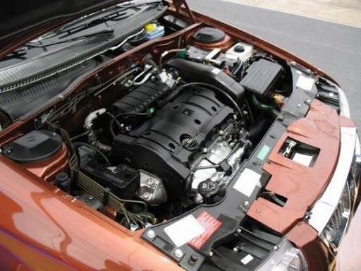 موتور سمند و اجزای داخلی